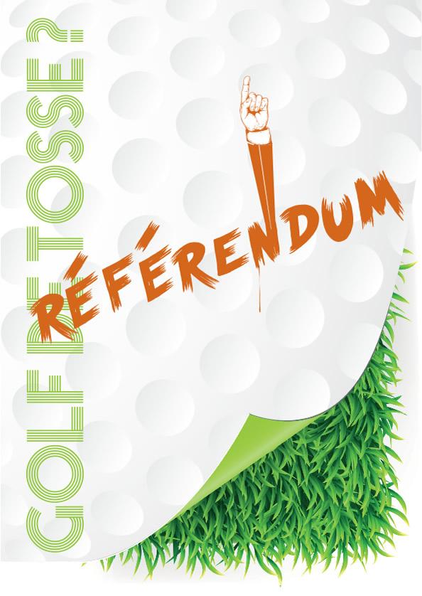 Référendum -Golf de Tosse