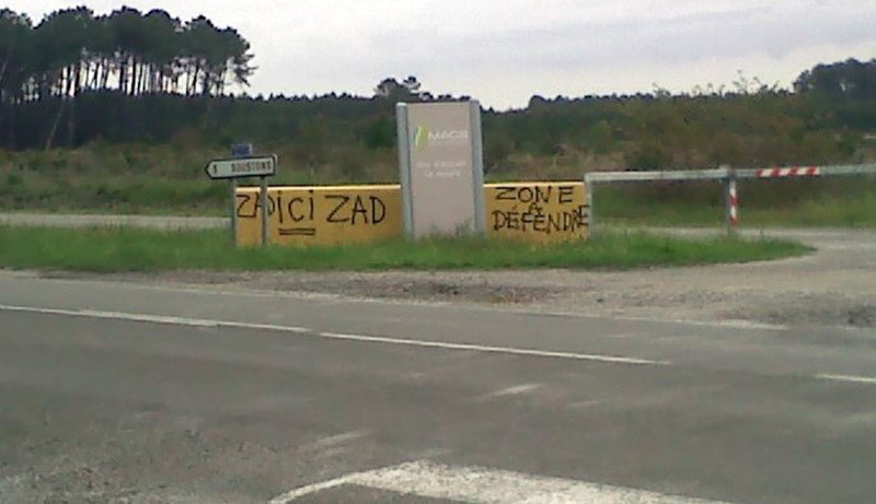 Zone à defendre
